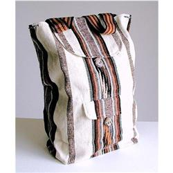 PERU.  Handcrafted Back Pack. Artisan Crafted #863715