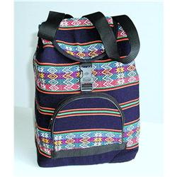 PERU.  Handcrafted Back Pack. Artisan Crafted #863717