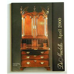 Du Mouchelles of Detroit .  April 2000 Auction #863726