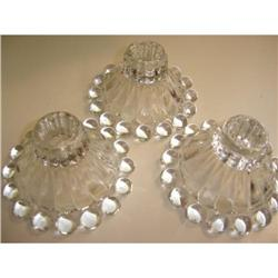 CANDLE WICK ( SET OF THREE CANDLE HOLDERS) #863745