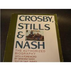 CROSBY STILLS AND NASH  BIOGRAPHY #863753