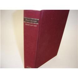 THE LIBRARY OF AMERICA ( FAULKNER NOVELS #863754