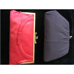 Set Of 2 1950's Evening Clutches #863761