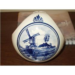 Delft Blue Hand Painted Planter #863833