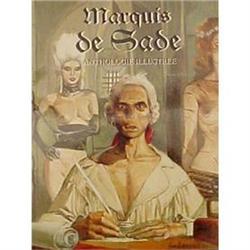 Marquis De Sade: Anthologie Illustree #863853