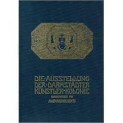 Die Ausstellung Darmstadter Kunstler Kolonie #863891