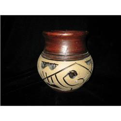 Hand made Brazilian Pottery Vase #863937