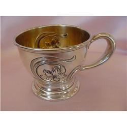 Gorham Sterling Art Nouveau Cup #878540