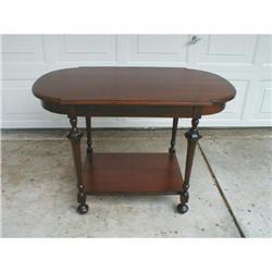 Mahogany Sofa Parlor Table #878541