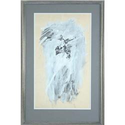John Bageris - Skeleton II Blue - Acrylic on #886301