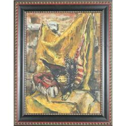 John Bageris (1924), ?The Yellow Shawl? #886303