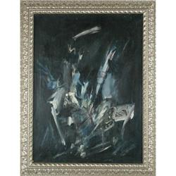 John Bageris - Abstract IV - Acrylic on Canvas #886304