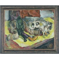 John Bageris - Still life - Oil on Canvas #886307