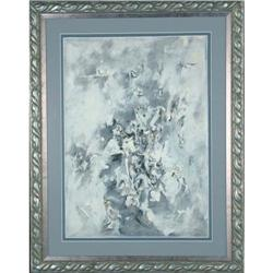 John Bageris - Abstract VI- original acrylic on #886308