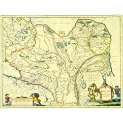 Original Map of Tartaria sive Magni Chami #886311
