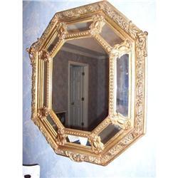French Napoleon III St. Mirror c.1850 #886336