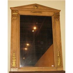 French Trumeau Mirror c.1900 #886337