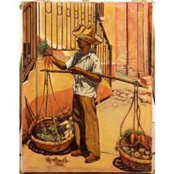 Caribbean Oil  Listed Artist HY VOGEL #896417
