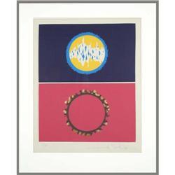 Hogo De Soto - Abstract color #896466