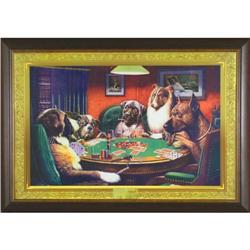 A Bold Bluff Framed Poster - by Cool #896468