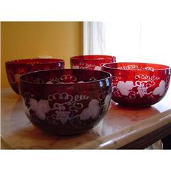 set of four boheme bowl #896479