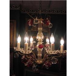 crystal chandelier  #896488
