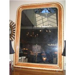 French Louis-Philippe Period Mirror #896531