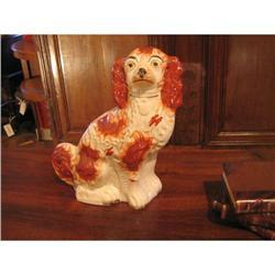 19th Century English Staffordshire Dog #896547