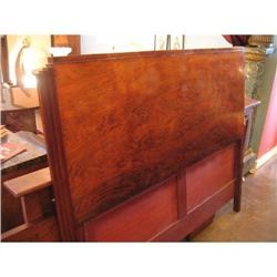 French Art Deco Period Bed  #896559
