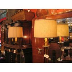 Spanish Forged Iron Floor Lamp #896564