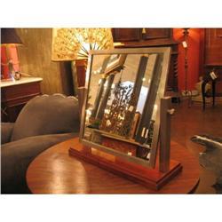 French Art Deco Vanity Mirror #896565
