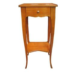 1920s French Cherry Side Table #896571