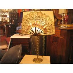 1960s French Torsadoed Lamp #896574