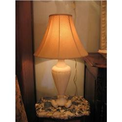 1920s French Alabaster Lamp #896575