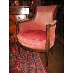 French Louis XVI Armchair #896578