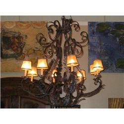 18th-Century Style French Chandelier #896582