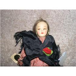 Italian cloth doll by Eros #896634