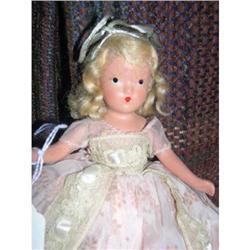 Nancy Ann Diaphanie Bisque Doll #896639
