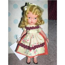 Nancy Ann Storybook  Goldylocks/Goldilocks jtd. #896640