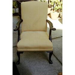 Queen Ann armchair #896647