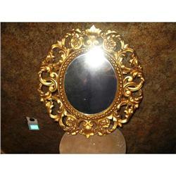 mirror vintage 50's #896658
