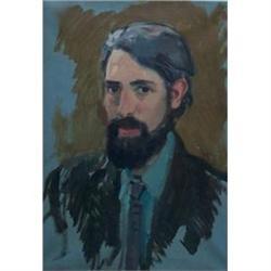 Portrait of a Gentleman, head and shoulders, #896677