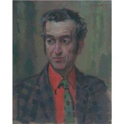 Portrait of a Gentleman, painted by Paul Wyeth #896679