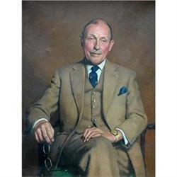 Portrait of Colonel E L BUTLER, by Edward #896681