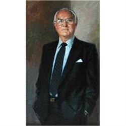 Portrait of David Leslie Murison, President of #896682