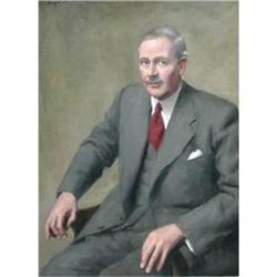 Portrait of Sir Frank Guy Clavering Fison, #896683