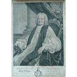 Portrait of the Rt Rev Thomas Sherlock, Bishop #896684