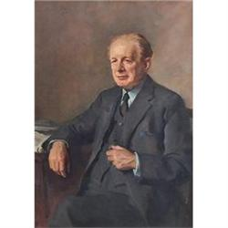 Portrait of Sir Geoffrey Ellis, Oswald Birley #896686