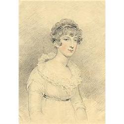 Portrait of Mrs. William Gordon, Att  H Edridge #896691