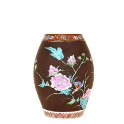 19C Japanese Fukagawa Koransha Imari Vase #896809